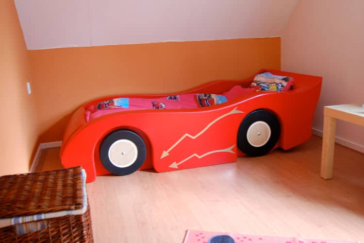 Kinderbed auto
