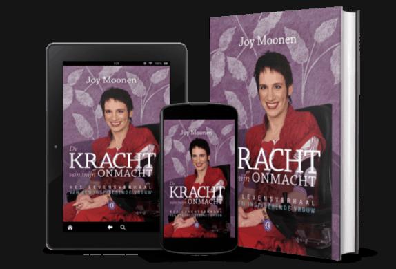 De Kracht van mijn Onmacht boekcover multimedia